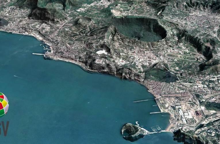 Aggiornamento sullo stato delle emissioni di fluidi geotermici in corrispondenza della perforazione realizzata in via Antiniana (Agnano, nel territorio del Comune di Pozzuoli).