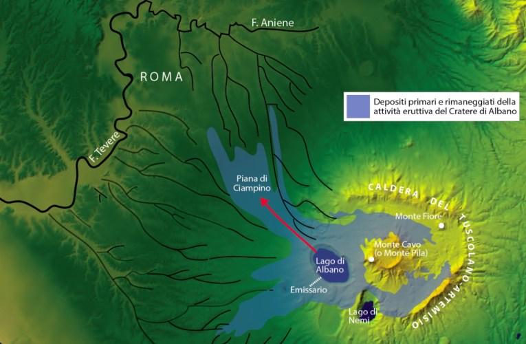 """Le eruzioni recenti ai Colli Albani: un """"mito"""" moderno"""