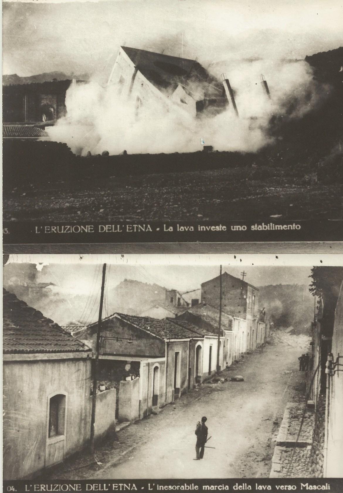 Etna eruzioni storiche 06