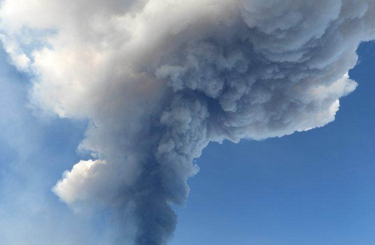 Non c'è due senza tre! Terza eruzione dell'Etna in tre giorni