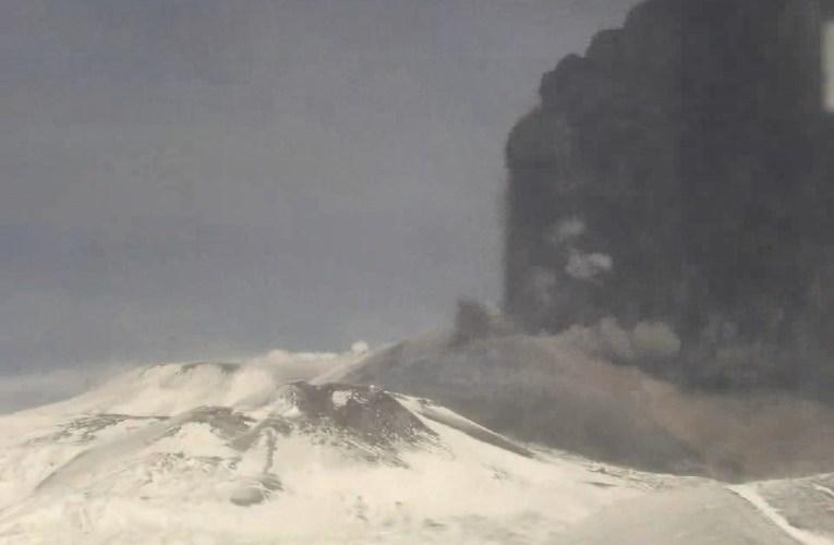 Etna 19 marzo 2021, il quindicesimo parossismo in un mese