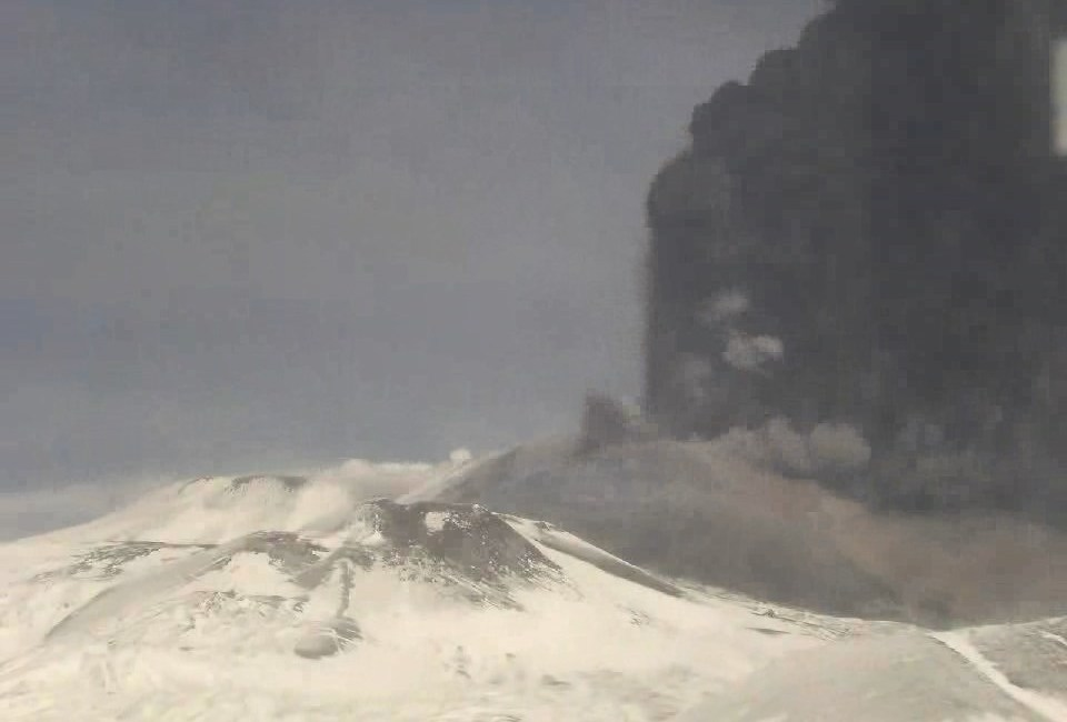 Etna 19 marzo 2021
