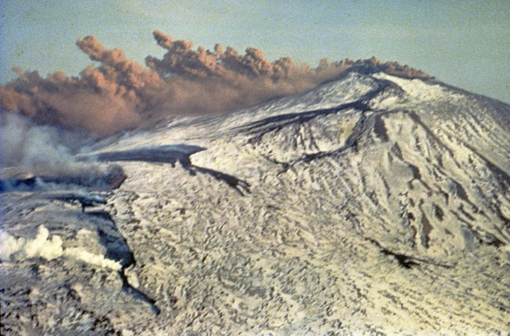 etna eruzione 1981
