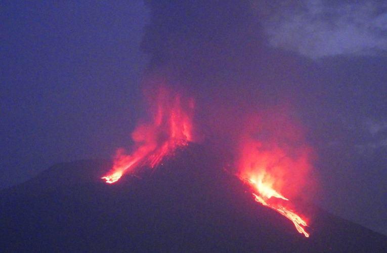 Noi e l'Etna