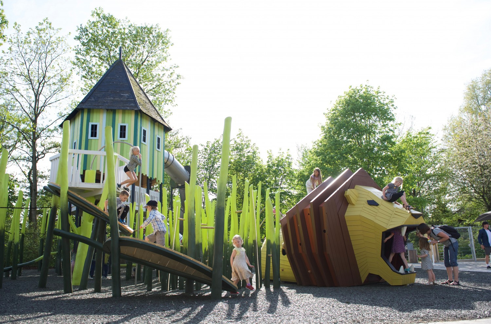 Odense Zoo Inhabitots