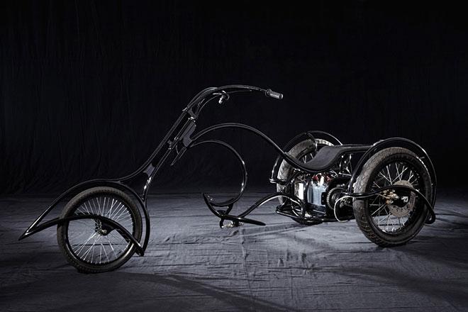 City Chopper York New Motorcycle
