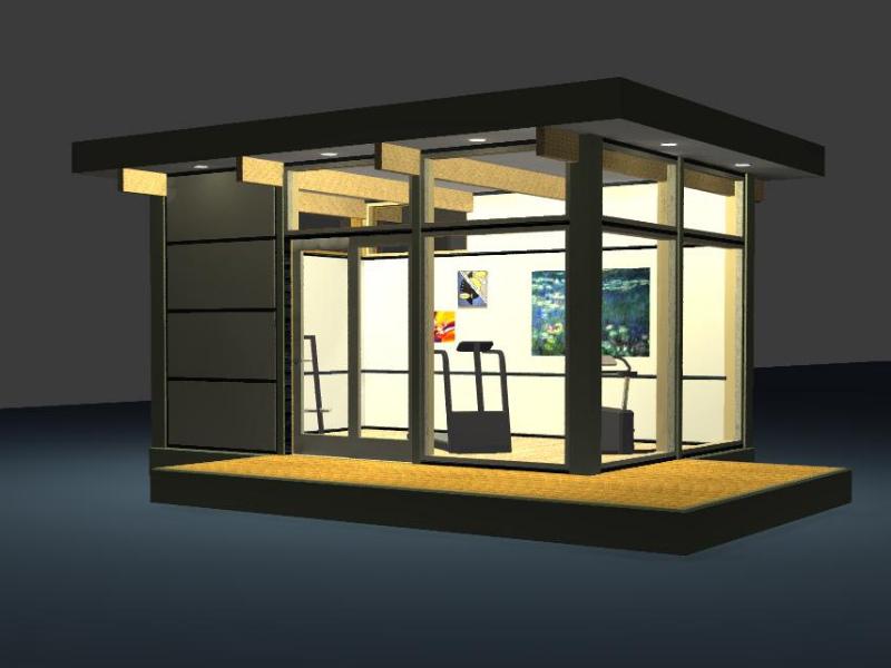Modern Studio 171 Inhabitat Green Design Innovation