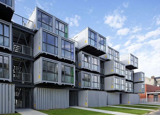 Planificent the well planned is magnificent inspired Metal piers for housing