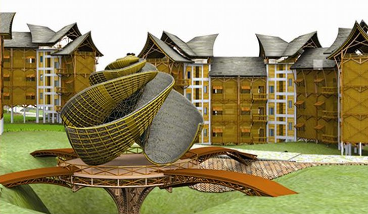 Winner Of Green Award For Design Against The Elements Competition Inhabitat Green Design