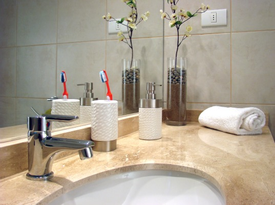 How To Green Clean Your Bathroom Without Toxic Chemicals