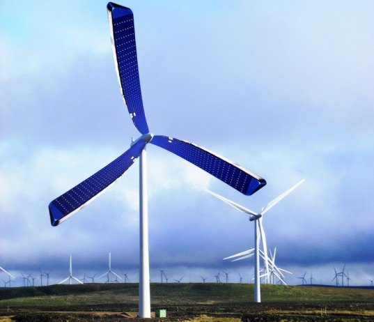solar powered wind turbine, heat wave, solar power, wind power, wind turbines solar, dr joe king, wind power uk, solar power uk