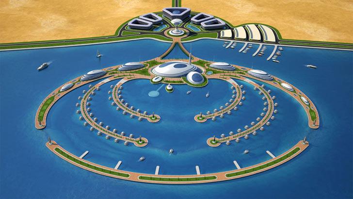Qatar Water Resort