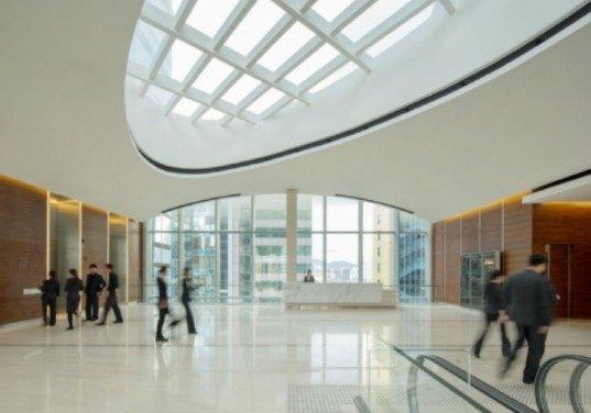 Kohn Pedersen Fox S Hysan Place Is Hong Kong S First Leed