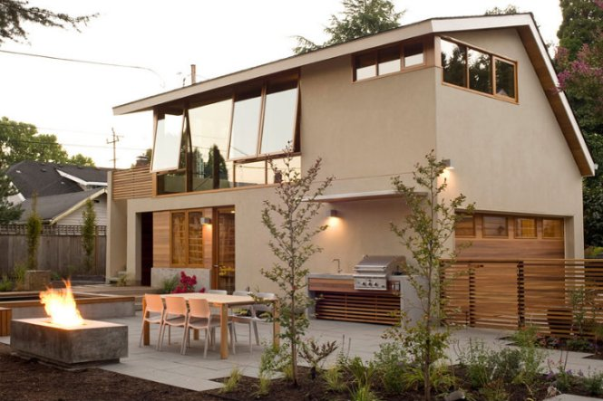 Brilliant Garage Apartment Maximizes E With Custom Multi Functional Furniture
