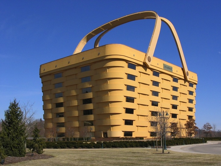 Longaberger Baskets Corporate Office