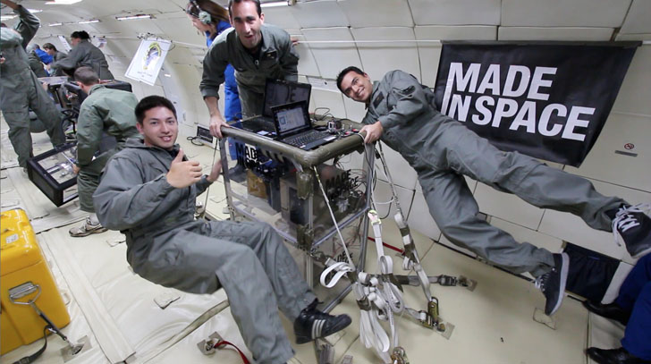 Image result for nasa 3d printing
