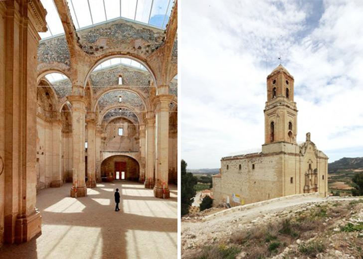 Skylight Church By Ferran Vizoso Architecture Inhabitat