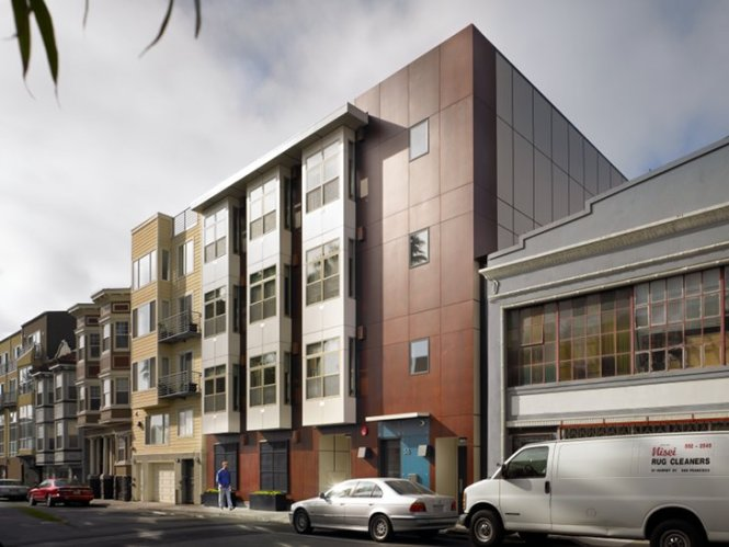 San Francisco S Smarte Soma Is The First Prefab Micro Housing Project In Us
