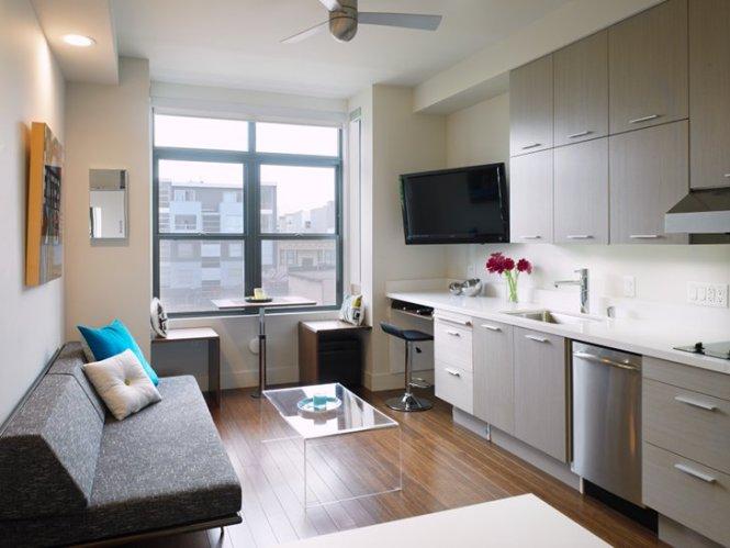 Smarte Soma Panoramic Interests Micro Housing Prefab Apartments