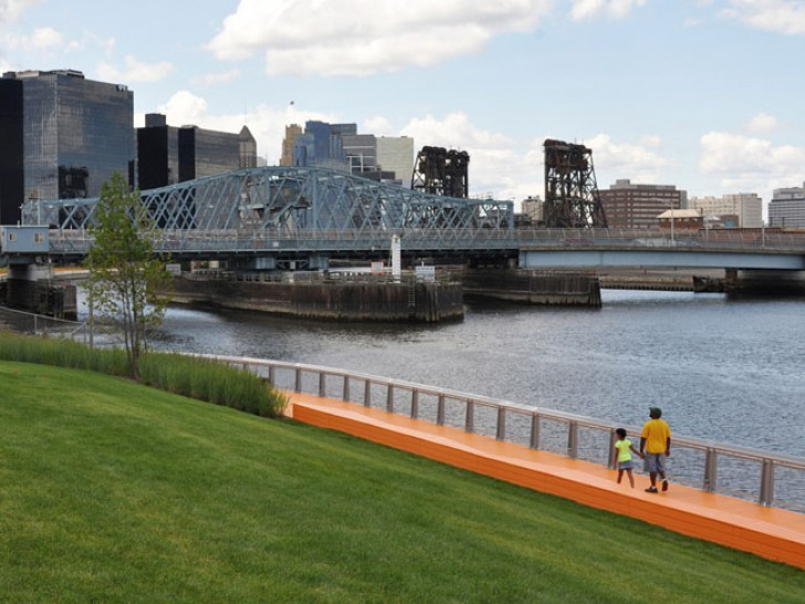 Newark Transforms Contaminated Dumping Ground Into