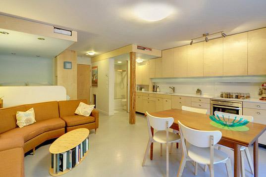 tiny apartment, tiny home, bry davidson, tiny apartment design, design tiny interiors, laneway houses