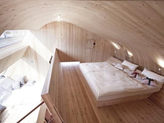 peter jungmann tiny cabin tiny home tiny house tiny holiday home ufogel