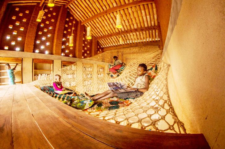 Library Of Muyinga BC Architects Inhabitat Green