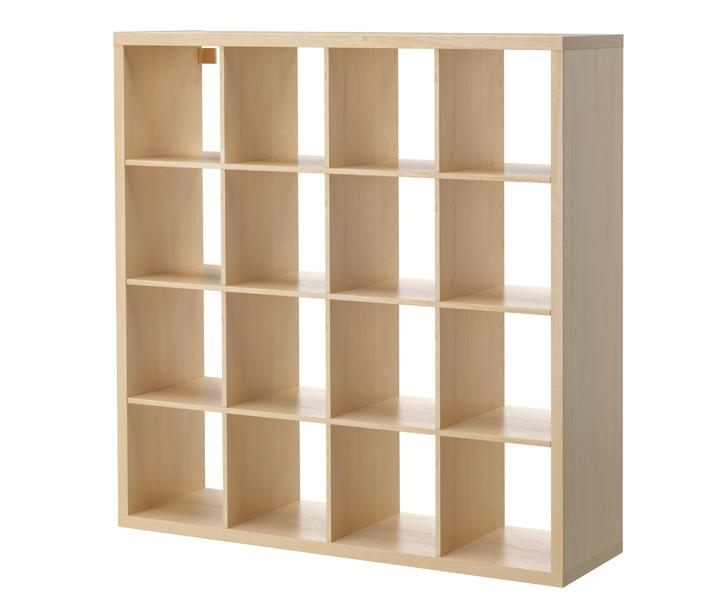 Black Expedit Bookshelf Inhabitat Green Design