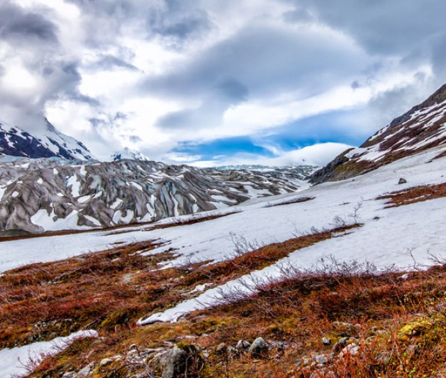 Melting Permafrost Is Transforming The Landscape And Way Of Life In Alaska