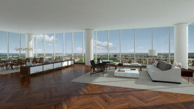 Two Story At One57 Is Most Expensive Condo In New