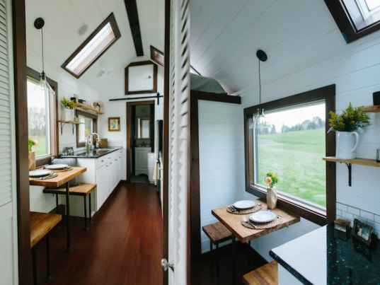 Tiny Heirloom S Luxury Micro Homes Let You Live Large In