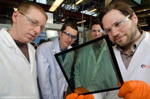 Революционни нови соларни прозорци могат да генерират до 50 пъти повече енергия от традиционните фотоволтаици