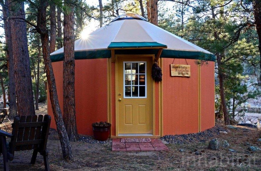 Small Log Cabin Kits