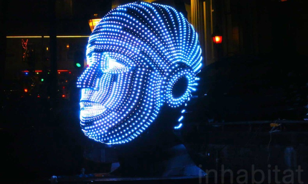 Amsterdams Annual Light Festival Sets The City Aglow With
