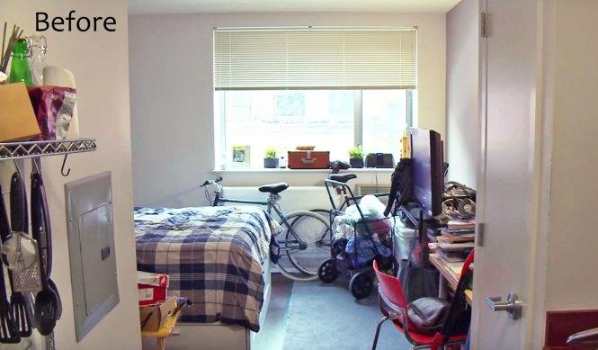 Ikea Home Tour Studio Apartment Small E Living Tiny