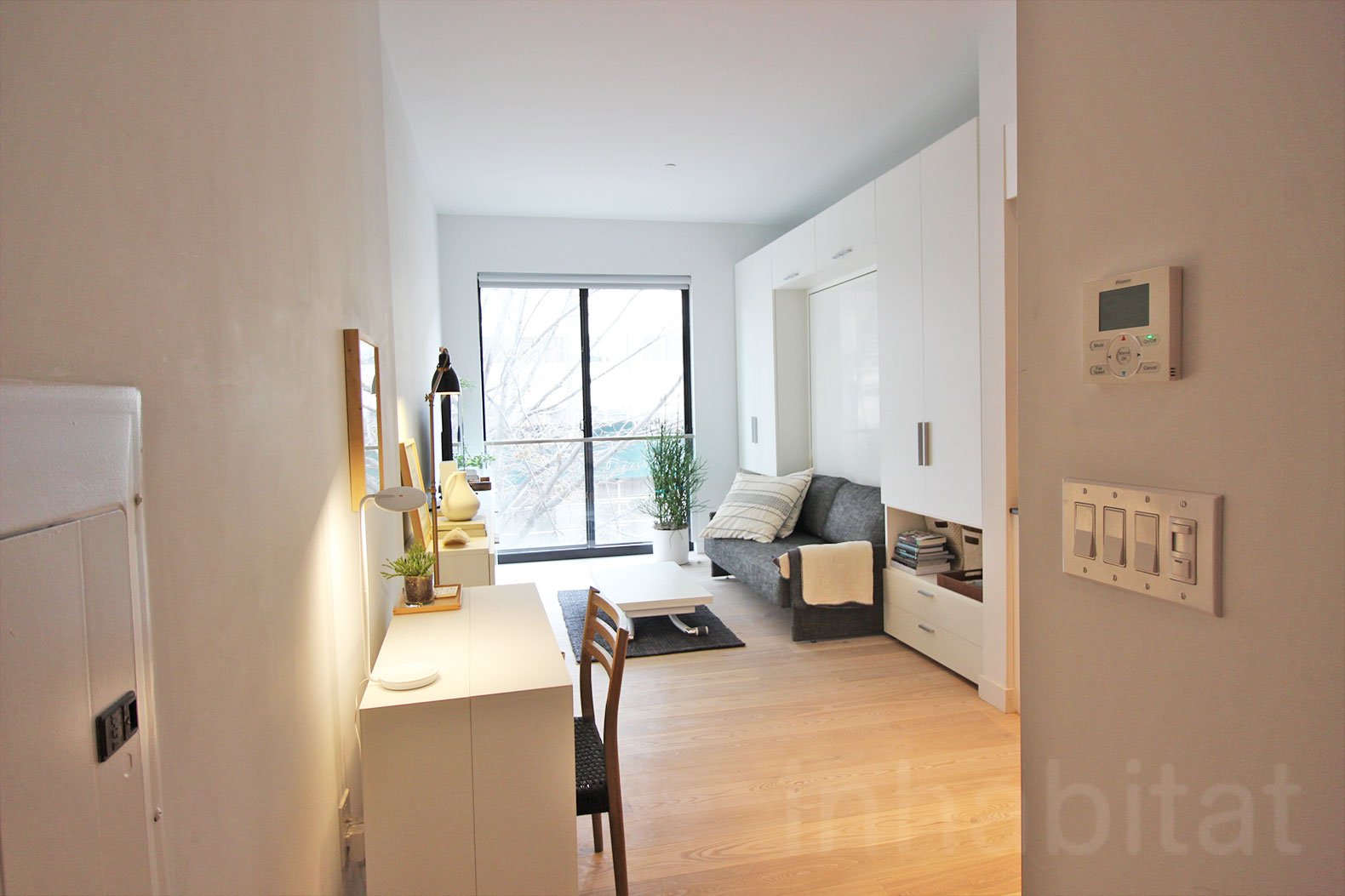 NYCs First Micro Apartments Are Almost Ready To Open Hallway Inhabitat Green Design