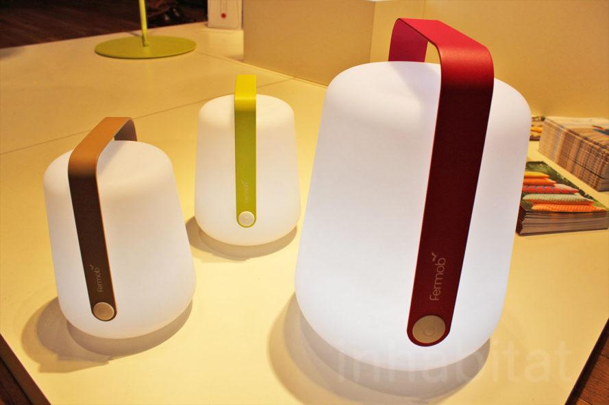bulbous led lamps can be detached
