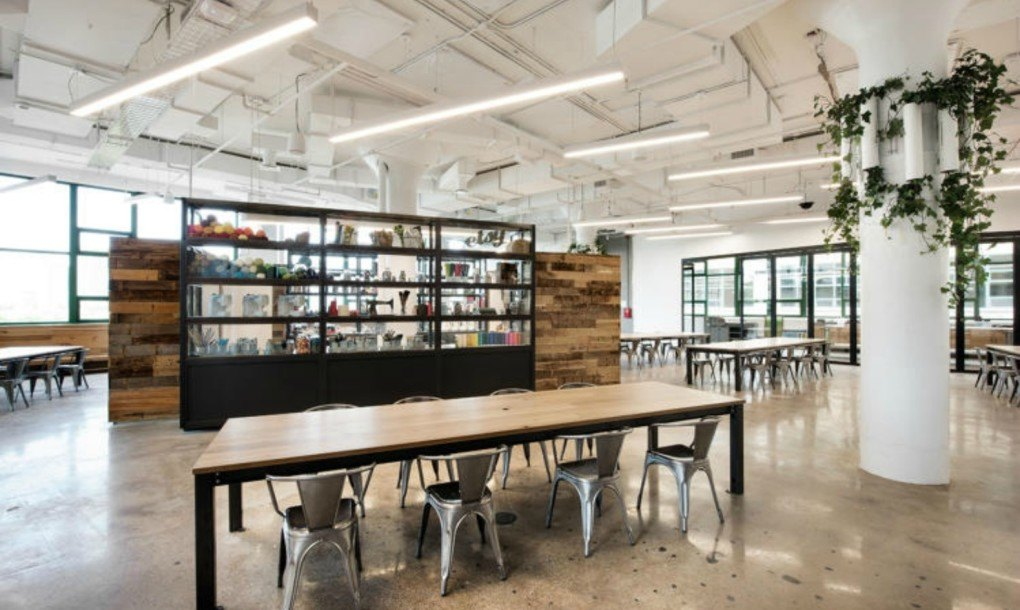 Etsys New Brooklyn Headquarters Is One Of The Greenest