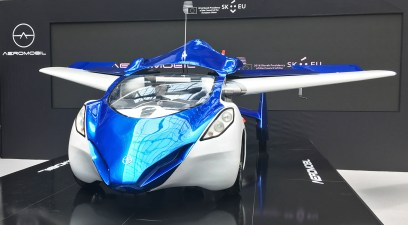 AeroMobil Unveils 3.0 Flying Car Prototype « Inhabitat – Green Design, Innovation, Architecture, Green Building