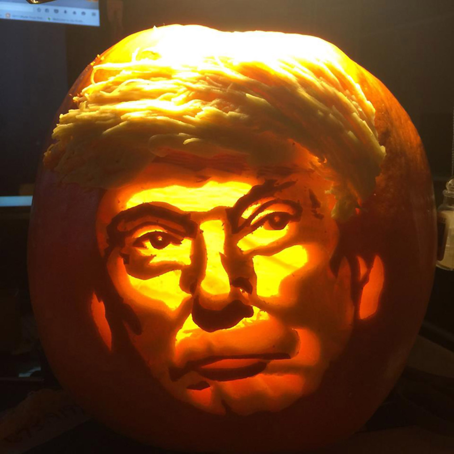 10 Trumpkins That Are Making Halloween Great Again