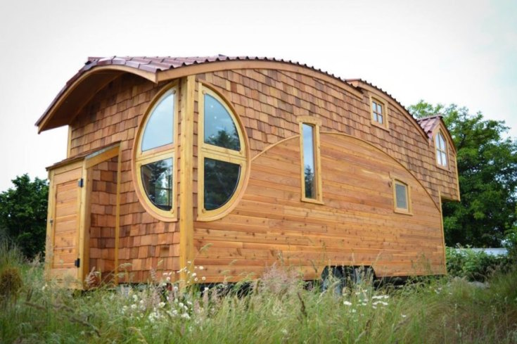 tiny home, tiny house, mobile tiny home