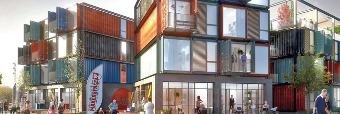 48 Raw Shipping Containers