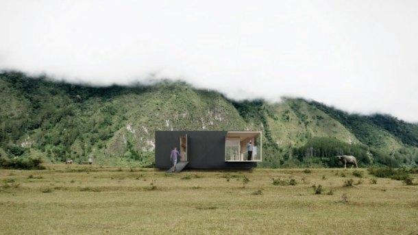 Ryterna modul, Architectural Challenge 2018, Architectural Challenge 2018 Tiny House, tiny house, tiny home, TM 0301, William Samin, TM 0301 by William Samin