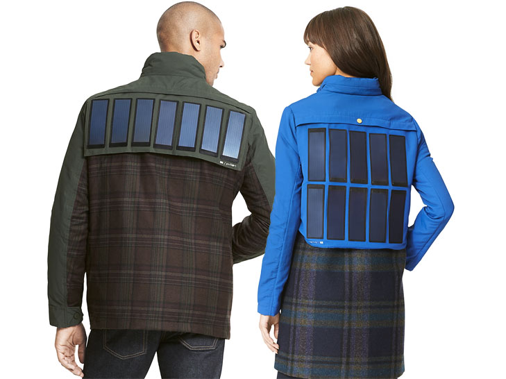 Image result for solar cell clothing