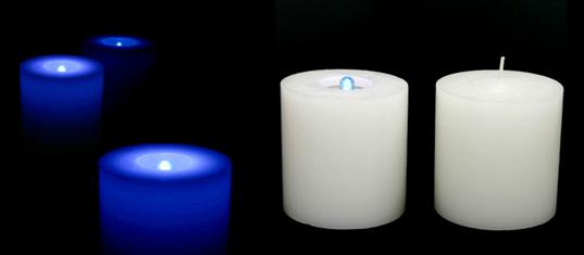 Destructo candles