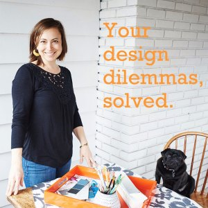 Sarah Gee, Owner of Sarah Gee Interiors and Inhabit Your Home's Resident Interior Stylist