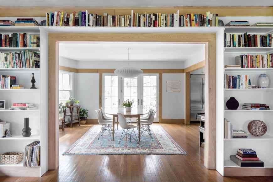 Idea Space Architects Hickory Bookcase Maplewood NJ Project Matters Magazine