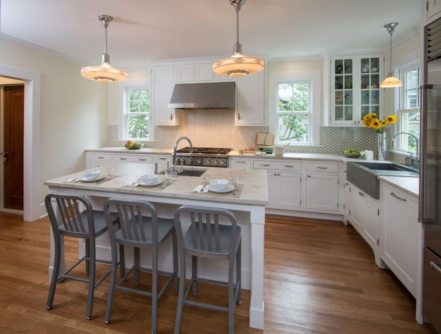 Clawson Architects Maplewood NJ Kitchen Matters Magazine