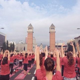 Free Yoga by Oysho - Barcelona