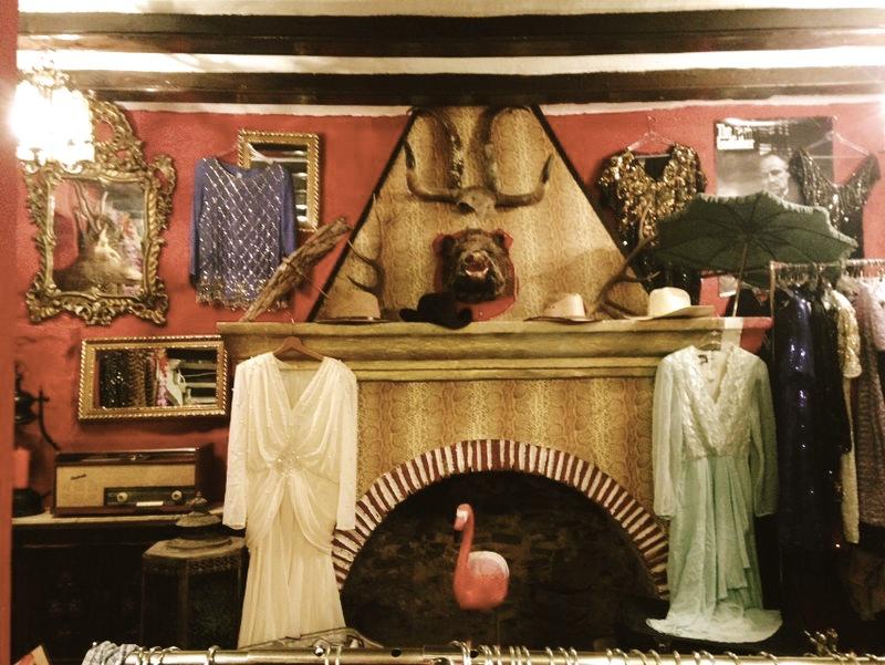 Thrift Shops - Barcelona